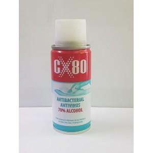 CX80 Antybacterial Antyvirus  - 100ml